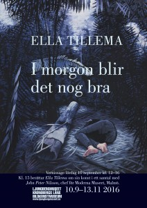 Tillema vernissagekort